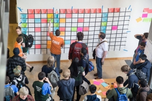 Beaver BarCamp 2016 Schedule