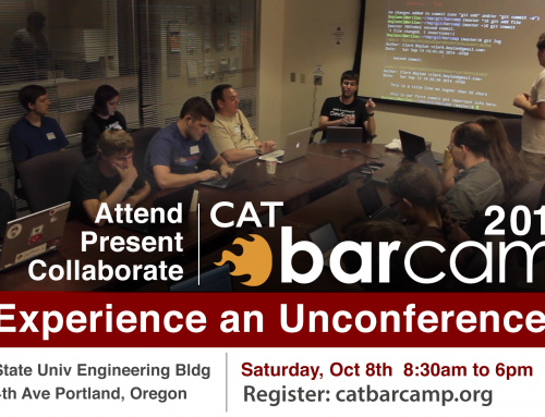 2016 CAT Barcamp