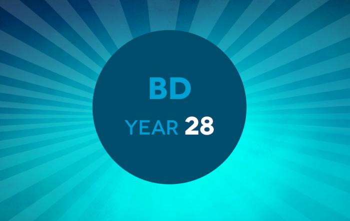 Braindump Year 28 graphic